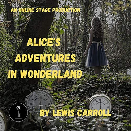 Alice in Wonderland by Lewis Carroll Titelbild