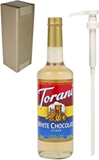 Best starbucks syrups white chocolate Reviews