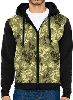 3D Printed Hoodie Sweatshirts,Geometrical Old Fashioned,Hoodie Casual Pocket Sweatshirt