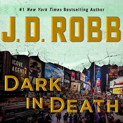 Dark in Death audiobook cover art