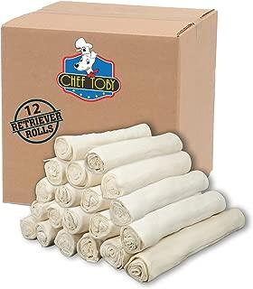 Pet Treats Place Rawhide Rolls | Retriever Rolls 9