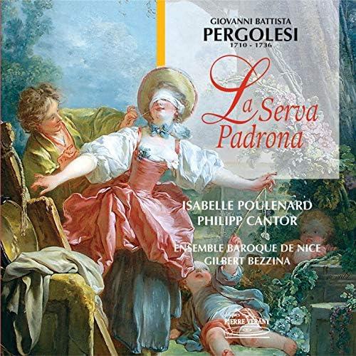 Ensemble Baroque De Nice, Gilbert Bezzina, Isabelle Poulenard & Philippe Cantor