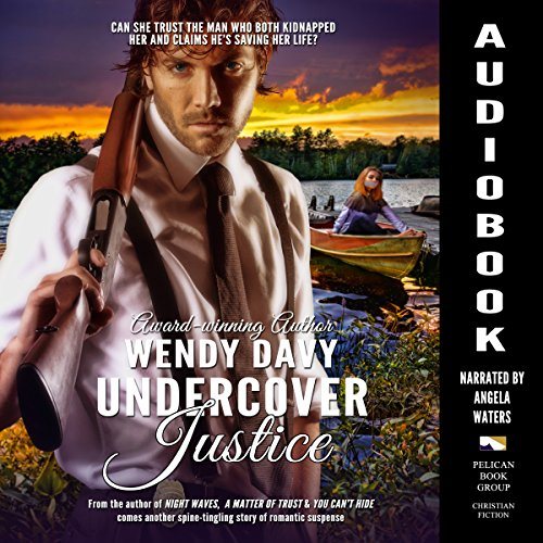 Undercover Justice audiobook cover art