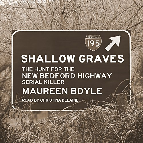 Shallow Graves audiobook cover art