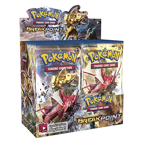 Pokemon XY BREAKpoint Booster Box [36 Packs] image