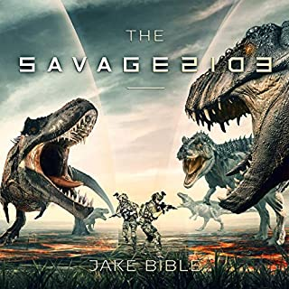 The Savageside audiobook cover art