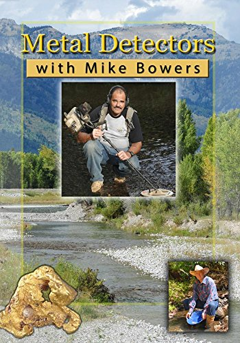 Metal Detectors with Mike Bowers - CreateSpace Demand Disc DVDs Indie MOD Movies on Video