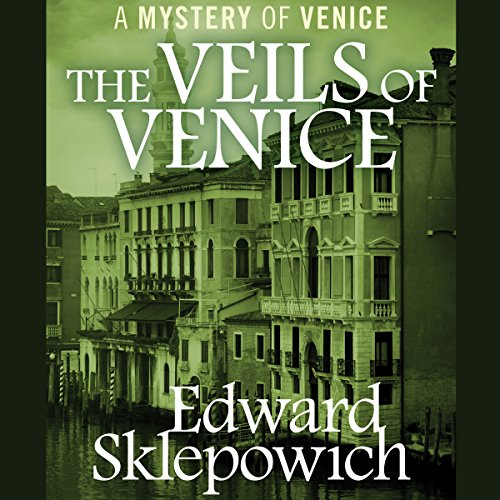 The Veils of Venice audiobook cover art