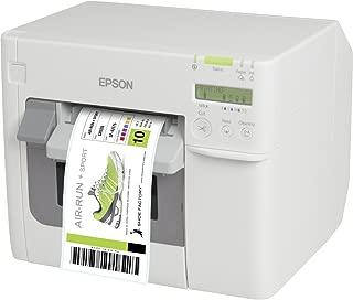 Epson TM-C3500 Inkjet Printer - Desktop - Label Print C31CD54A9991