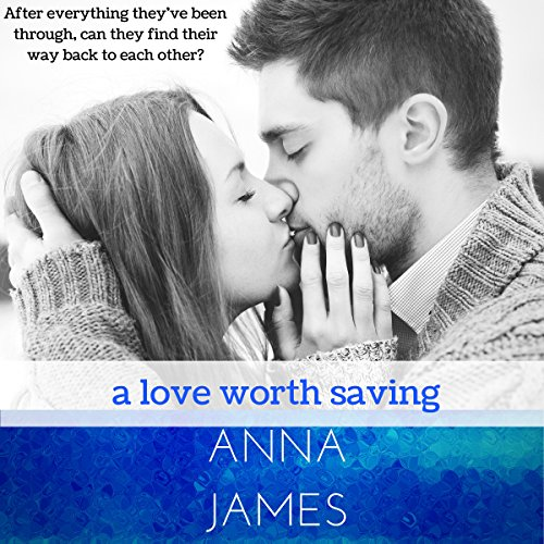 A Love Worth Saving audiobook cover art