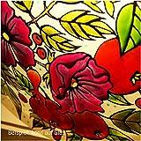 int!rend Acryl Farben Set Künstlerfarben mit Pinsel 14 Acrylfarben x 18 ml für Kinder & Erwachsene, wasserfest für Leinwand, Holz, Ton, Papier - 10