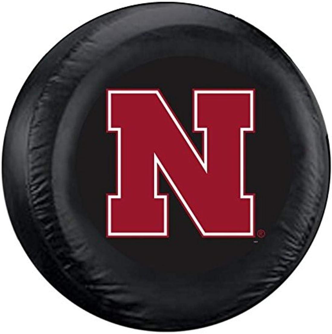 NCAA Nebraska Dallas Mall Cornhuskers No Tire Standa Cover Covertire Save money Black