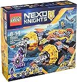LEGO Nexo Knights - Doble Perforadora de Axl, Set de Construcción de...