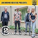 Jan Douwe Kroeske presents: 2 Meter Sessions #1767 - Carmen Gomes Inc.