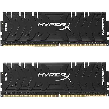 HyperX Predator - Memoria RAM de 16 GB (DDR4, Kit 2 x 8 GB, 3200 ...