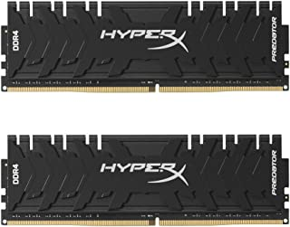 Kingston HX432C16PB3K2/16 16GB 3200MHz DDR4 CL16 DIMM (Kit of 2) XMP HyperX Predator