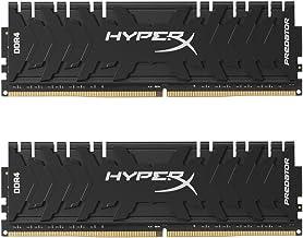 Kingston HX432C16PB3K2/16 16GB 3200MHz DDR4 CL16 DIMM (Kit of 2) XMP HyperX Predator