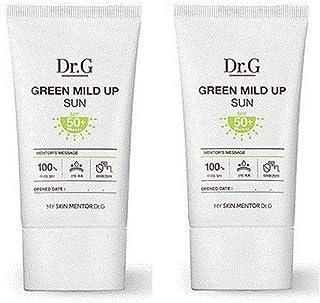 ダクトジ(Dr. G) のグリーンマイルドアップサンクリーム(SPF50+/PA++++)50ml、Dr.G Green Mild Up Sun Cream(SPF50+/PA++++)50ml [並行輸入品]