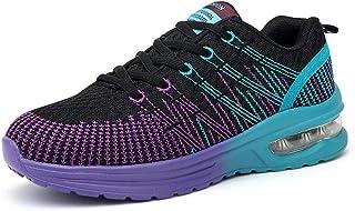 XL_nsxiezi Zapatillas de Deporte de Color Zapatillas para Mujer.