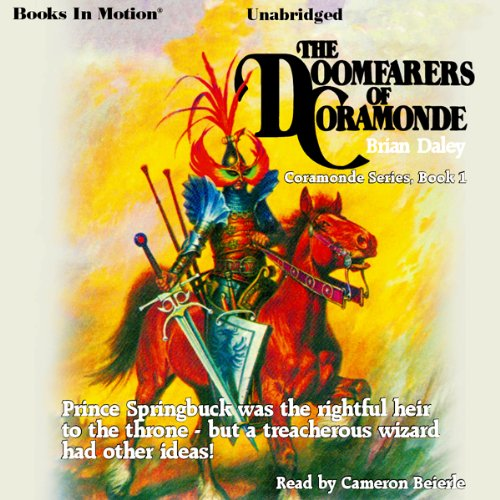Couverture de The Doomfarers of Coramonde