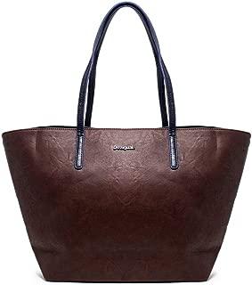 Luxury Fashion | Desigual Womens 19WAXPBSBROWN Brown Tote | Fall Winter 19