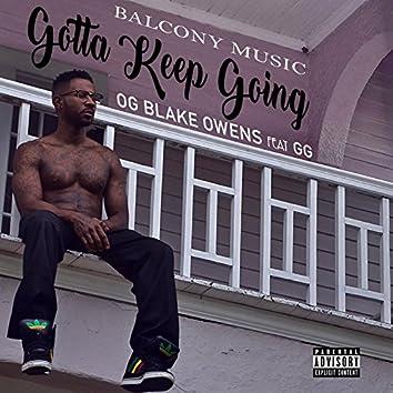 Gotta Keep Going (feat. Gg)