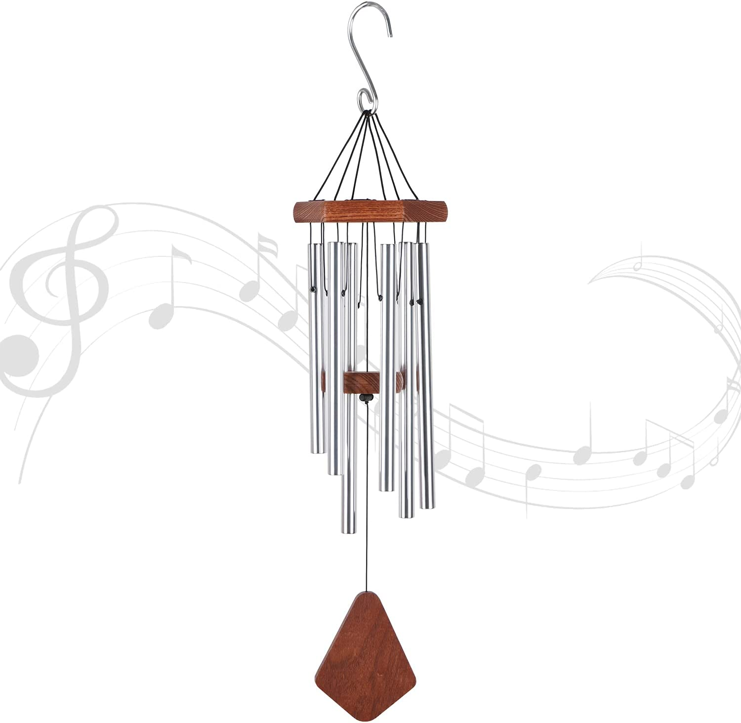 Voltogar Grande Tunes 2021 spring and summer new online shopping Wind Chimes for T 6 Windchime with Outside