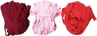 3 peças de fita de sarja de algodão ARTIBETTER fita de viés espinha de peixe fita para avental, costura, costura, artesana...