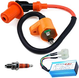 High Performance Racing Ignition Coil for Chinese 50cc 125cc 150cc Gy6 Moped Scooter ATV..