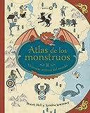 Atlas de los monstruos: Criaturas míticas del mundo (geoPlaneta Kids)