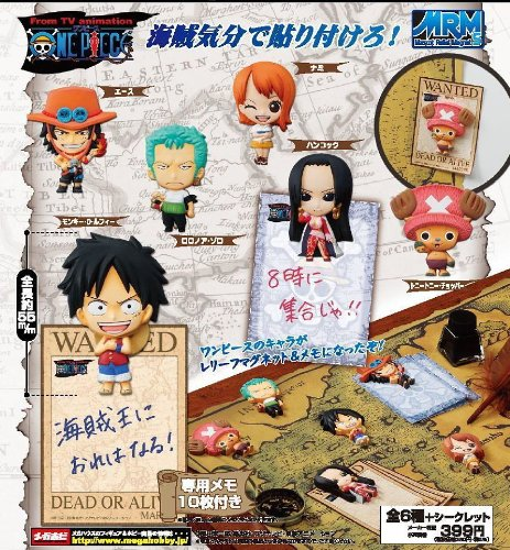 Figurine 'One Piece' - Mascot Relief Collection