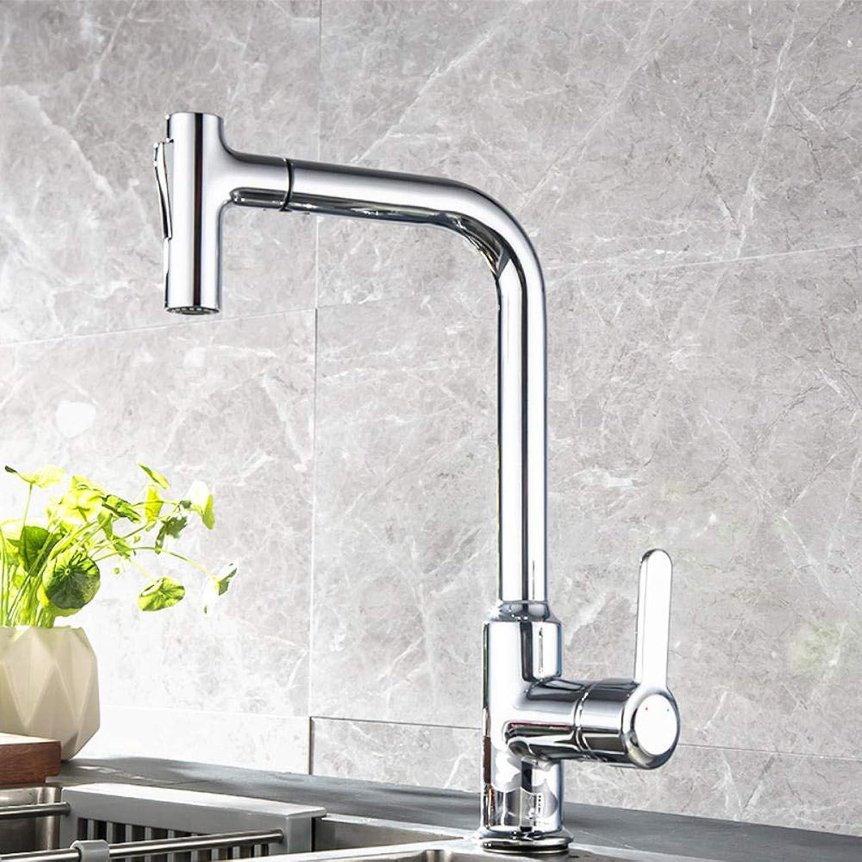 Küchenarmatur Küchenarmaturen 2 Funktion Küchenmischer Wasserhhne kalt und warm Wasserhahn Auslauf Spüle Wasserhhne herausziehen