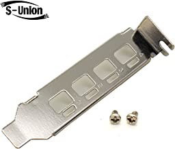 S-Union Low Profile Bracket for Nvidia Quadro NVS 510 K1200 Video Graphics Card