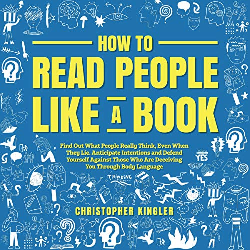 Couverture de How to Read People Like a Book