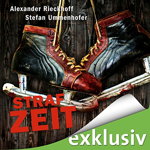 Strafzeit (Hubertus Hummel 1) audiobook cover art