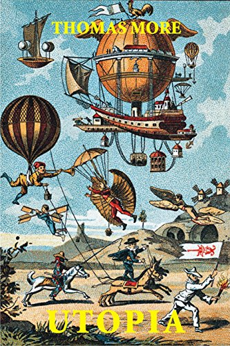 Utopia (Illustrated) (English Edition)
