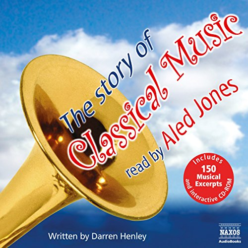 The Story of Classical Music audiobook cover art