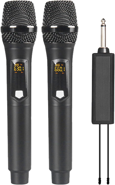 Washranp 2pcs Debra Mu2 Karaoke Microphone Excellence Uh Universal In stock Handheld