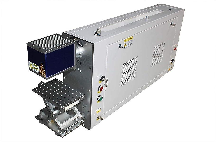 委託専門用語モンゴメリーTEN-HIGH CO2 レーザーマーカー機 50W 100V~120V 非金属 二次元 操作簡単 高速度 高精度