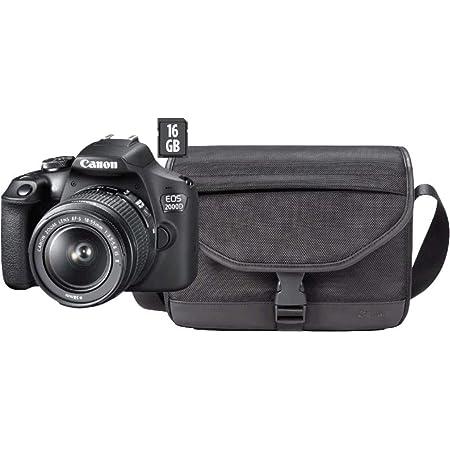 Canon Eos 2000d Bk 18 55 Is Sb130 16gb Eu26 Kamera