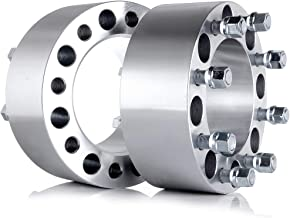 ECCPP 8 Lug Wheel Spacers 8x6.5 to 8x6.5 3