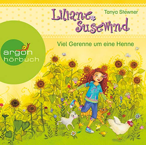 Liliane Susewind – Viel Gerenne um eine Henne (Liliane Susewind ab 4, Band 3)