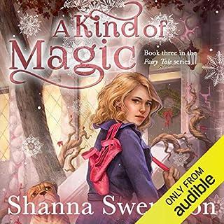 Page de couverture de A Kind of Magic