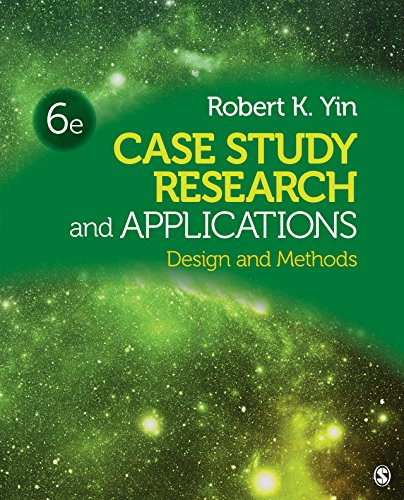 Case Study Research and Applications: Design and Methods (English Edition)