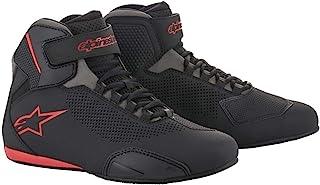 Alpinestars Men's 251561813111 Shoe (Black/Grey/Red, Size 11)