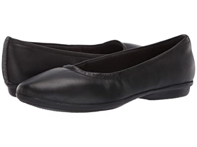 Clarks Gracelin Vail (Black Leather) Women