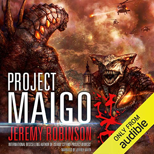 Project Maigo  By  cover art