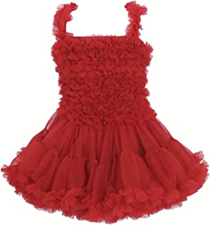 天使のドレス屋さん エクセレントチュチュワンピース 発表会 コンクール 衣装 子供服 ベビー 全5色 80cm-130cm