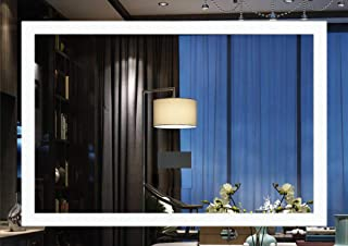 WANDASC LED Front-Lighted Bathroom Vanity Mirror : 60
