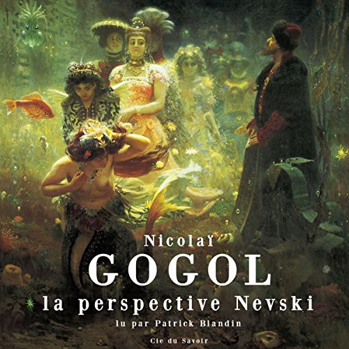 La perspective Nevski Audiobook By Nicolas Gogol cover art
